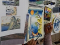 Stage aquarelle - Atelier 2-4 Paris - 113