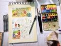 Stage-aquarelle---Atelier-2-4-Paris---110