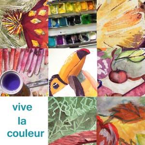 Stage aquarelle - Atelier 2/4 - Paris